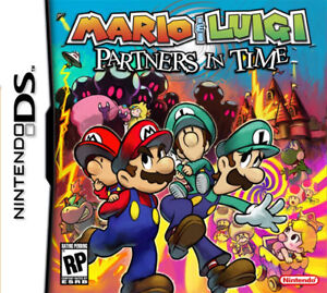 Looking for Mario and Luigi Partners in Time for DS