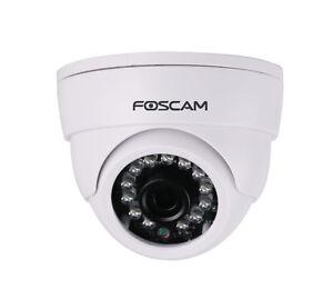 Foscam FI9851P 1mp Indoor Mini Dome Wireless IP Security Camera Malaga Swan Area Preview