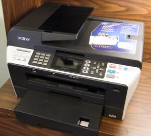 Brother MFC-6490CW all-in-one 11 x 17 colour inkjet printer