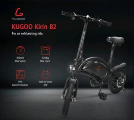 EBike KUGOO KIRBIN 2 with warranty