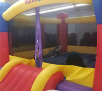 Bouncy Houses and Balloons for Children's Parties and Events
