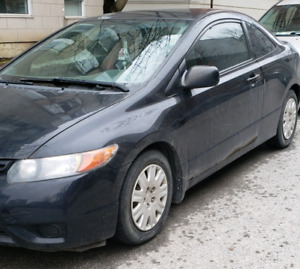 Honda Civic 2008 Coupe DX-A