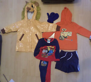 Baby Boys Clothes Size 2T & Shoes