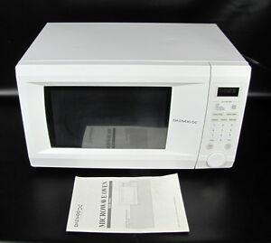 daewoo electronics white microwave oven model kor 1n0a w. Black Bedroom Furniture Sets. Home Design Ideas