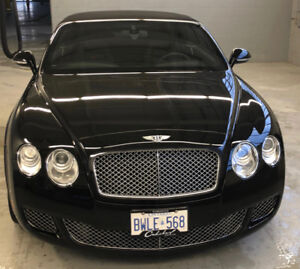Bentley GTC SPEED 80-11 Limited Edition (Number 9) so named, as
