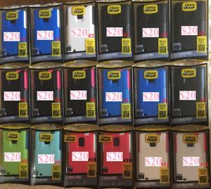 Samsung Note 4 & Note 3  Commuter Otter Box $20