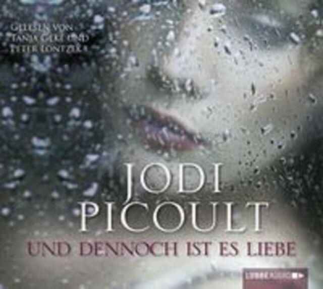 GEKE/LONTZEK - JODI PICOULT: UND DENNOCH IST ES LIEBE 6 CD HÖRBUCH  NEU