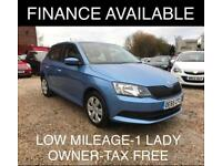 2015 Skoda Fabia 1.4 TDI S Hatchback 5dr Diesel Manual (start/stop) (93