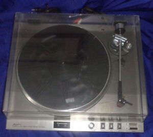 Aurex Toshiba Quartz Lock Direct Drive SR-Q200 Record Player