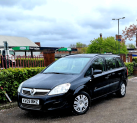 VAUXHALL ZAFIRA LIFE 1.6 PETROL 2009 CHEAPEST IN THE COUNTRY