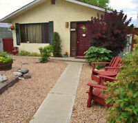 Great little 2 br House near beach for lease Penticton