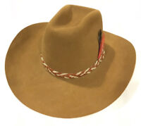 Biltmore Silver Buckle Western hat, from 1980, never worn