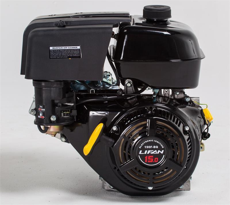 "Lifan Engine 15 HP 420cc OHV 1"" X 3"" Keyed Shaft #LF190F-BQ"
