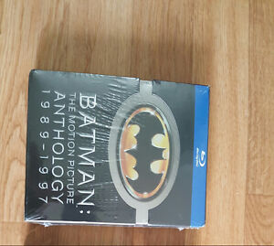 Coffret de collection de batman Anthologie  neuf 30$