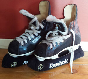 Kids Skates Used w Blade Cover