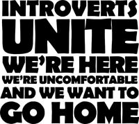 INFP's unite - or die trying!