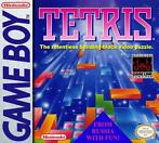 Tetris losse cassette (Gameboy tweedehands game)