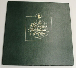 Franklin Mint Records - The 100 Greatest Recording of all Time /