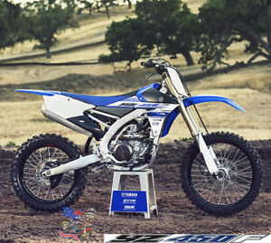 ***BRAND NEW YZ450F WITH TIMBERSLED INSTALLED****