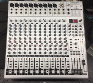 Used Behringer UB2442FX-PRO Mixer ***AS IS CONDITION***