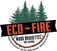 ECO-FIRE BRIQUETTES - A FIREWOOD ALTERNATIVE