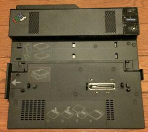 IBM Lenovo ThinkPad X4 Laptop Docking Station 2506-10u 73P4523