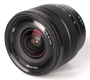 New Sony Ultra Wide 10-18mm IBIS Lens