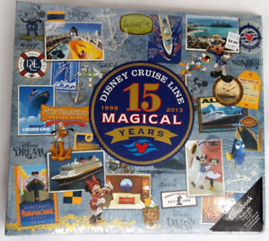 Disney Cruise Line Scrap Book - 15th Year of Magic with Mickey