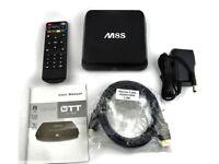 M8S Kodi OTT Quadcore Hdmi 4K HD TV Box