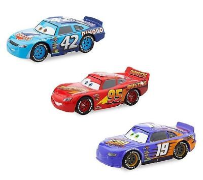 MIB Disney Pixar Cars 3 Deluxe Die Cast Gift Set of 3 - Ships Same -