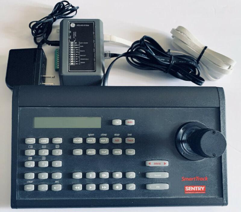 Sentry SmartTrack Controller Keypad w/Joystick (GE Interlogix Kalatel KTD-405)