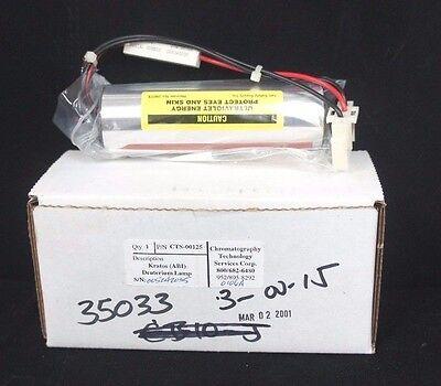 Nib Image Sensing Technology Corp Cts-00125 Deuterium Lamp Cts00125