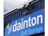 Self Storage for Domestic and Commercial use in Redruth - 50% off first 4 weeks for internal units