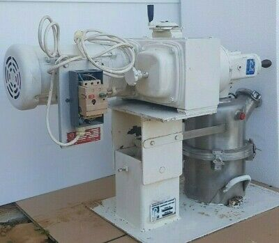 Hn Charles Ross Ldm-1qt Stainless Jacketed Vacuum Double Planetary Mixer Working
