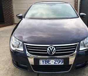 2010 Volkswagen Eos Convertible **12 MONTH WARRANTY** Derrimut Brimbank Area Preview