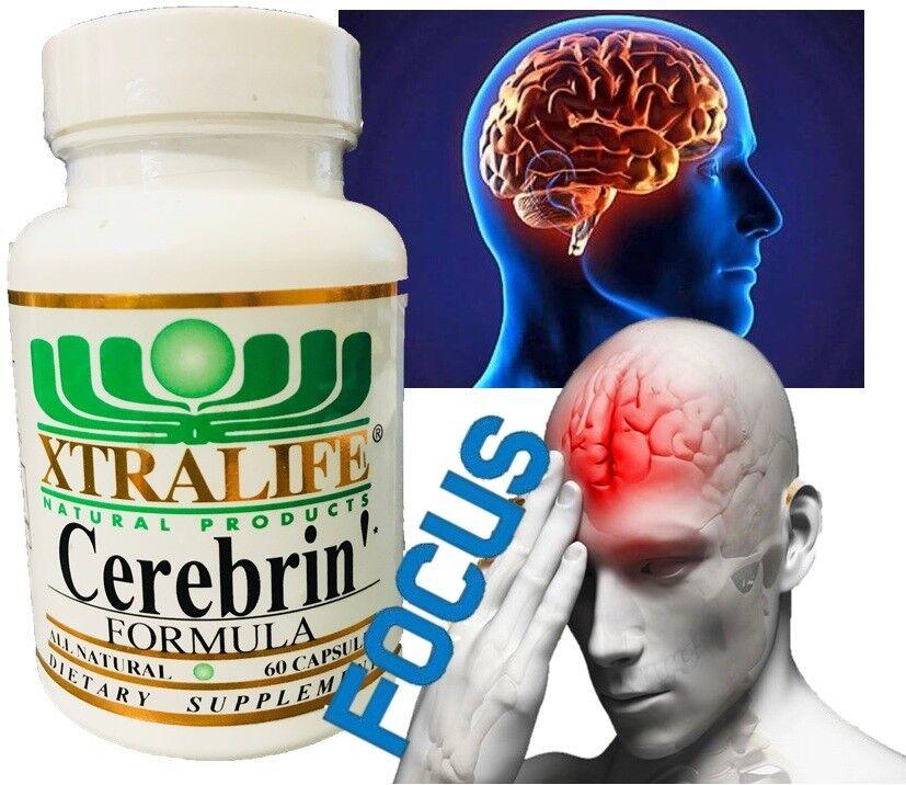 SMART FACTOR IQ LIMITLESS PILL CEREBRAL ENHANCEMENT COMPLEX 60 CAPS New Formula* 3