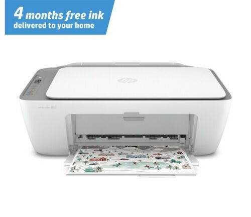 HP DeskJet 2755 Inkjet All-In-One Printer