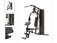 Dynamic compact home gym