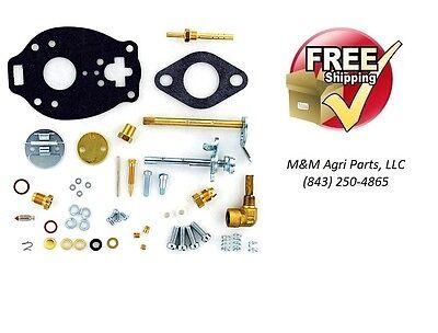 Complete Carburetor Kit Ih Farmall A Av B Bn C Super A Super C Tractor Tsx157