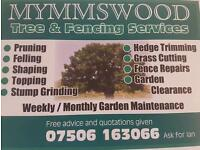 Mymmswood Tree and Fencing service