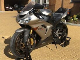 Zx10r immaculate showroom condition Low mileage