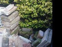FREE FREE FREE Hardfill/Rubble - Bricks, Breeze Blocks and Paving Off-Cuts