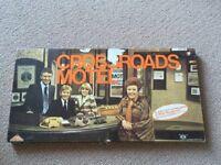 Rare Vintage Crossroads Motel ATV TV Board Game retro *SOLD*