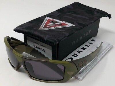Authentic Oakley SI Gascan Multicam Tropic Sunglasses/Warm Grey Lenses (Warm Grey Sunglasses)