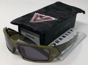 0b7be0fd1d Authentic Oakley SI Gascan Multicam Tropic Sunglasses Warm Grey Lenses  OO9014-10