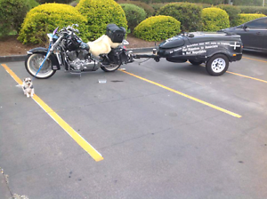 URGENT SALE: Pod Style Camper Trailer (Bike or Small Car) Eagleby Logan Area Preview