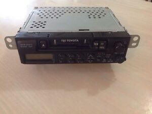 "Original ""TOYOTA RAV 4""Cassette/Radio Player Mount Martha Mornington Peninsula Preview"
