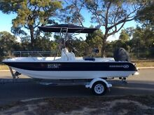 Stainless boat canopy/t top Hamersley Stirling Area Preview