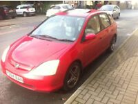 Honda Civic 1.6 full option