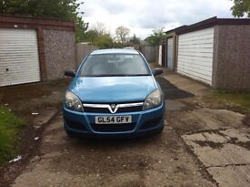 Vauxhall astra 2005 1.7cdti